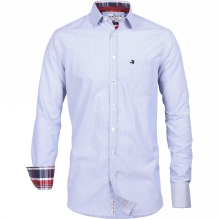Mens Harrow Stripe Shirt