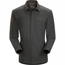 Mens Skyline Long Sleeve Shirt