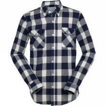 Mens Sansom Plaid Shirt