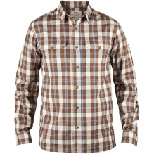 Mens Sarek Long Sleeve Flannel Shirt