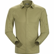Mens Elaho Long Sleeve Shirt