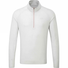 Mens NosiLife Felix Long Sleeve Zip Neck
