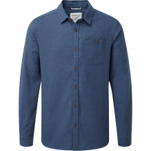 Mens Flint Long Sleeved Shirt