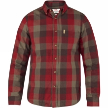 Men's Övik Big Check Long Sleeve Shirt