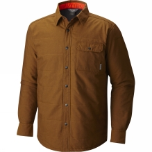 Mens Yuba Pass Fleece Lined Shacket