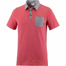 Mens Lookout Point Novelty Polo Shirt