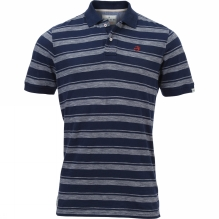 Mens Yarn Dye Polo