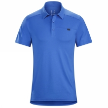 Mens Captive Short Sleeve Polo