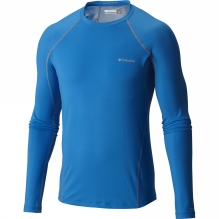 Mens Midweight Stretch Long Sleeve Top