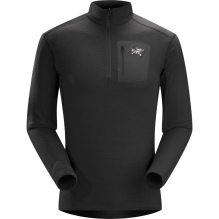 Mens Rho LTW Zip Neck