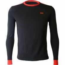 Mens HH Active Flow LS Crew