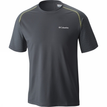 Mens Trail Flash Short Sleeve Shirt