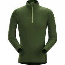 Mens Phase AR Zip-Neck Long Sleeve