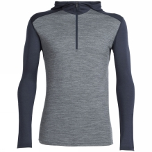 Mens Oasis Long Sleeve Hood