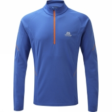 Mens Spectrum Long Sleeve Zip Tee