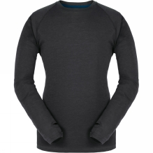 Mens Long Sleeve Crew Neck Merino Base Layer