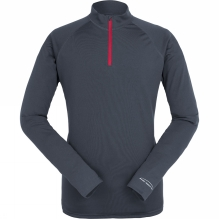 Mens Performance Base Layer Long Sleeve Zip Top