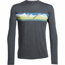 Mens Tech Lite Long Sleeve Crewe South Alps