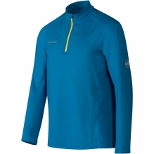 Mens MTR 141 Thermo Long Sleeve Zip Top