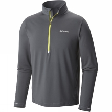 Mens Trail Flash Half Zip