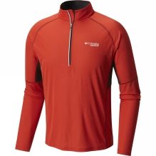 Mens Titan Ultra Half Zip Shirt