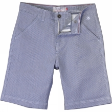 Mens Fine Stripe Chino Shorts