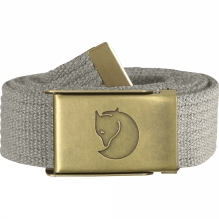 Canvas Brass Belt
