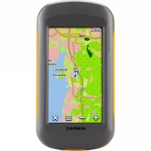 Montana 600 GPS with TOPO UK and Ireland Light