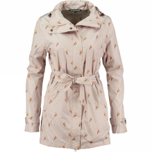 Womens Stowaway Trench Coat
