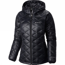Women's Trask Mountain 650 TurboDown Hooded Jacket