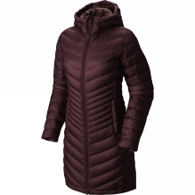 Womens Nitrous Hooded Down Parka