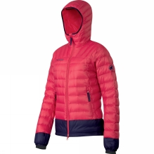 Womens Kira IS Hooded Jacket