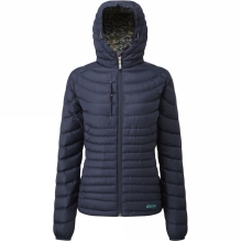 Womens Nangpala Hooded Down Jacket