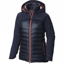 Womens Heatzone 1000 TurboDown Hooded Jacket
