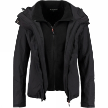 Womens BlizzArt 3-in-1 Jacket With Fleece