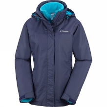 Womens Pioneering Peak Interchange 3-in-1 Jacket