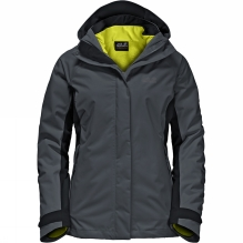 Womens Iceland Voyage 3-in-1 Jacket