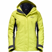 Womens Iceland Voyage 3in1 Jacet