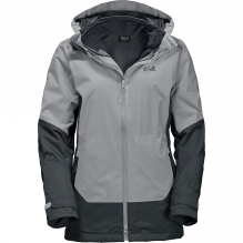 Womens Discovery Cove 3-in-1 Jacket
