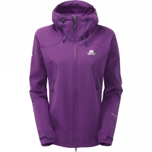 Womens Frontier Hooded Jacket