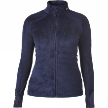 Womens Scorch Micro Grid Full Zip Jacket