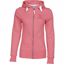 Womens Zip Through Hood
