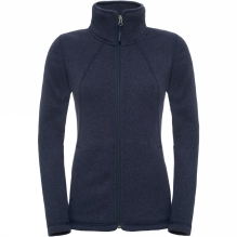 Womens Crescent Full Zip Fleece