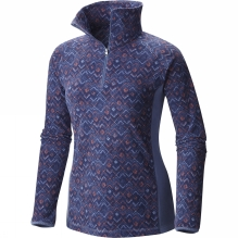 Womens Glacial Fleece III Print 1/2 Zip