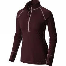 Women's Butterlicious Long Sleeve 1/2 Zip