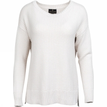Womens Himley Waffle Sweater