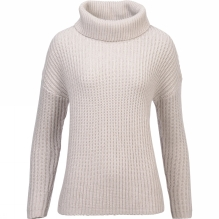 Womens Roll Neck Jumper
