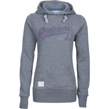 Womens Pullover Hooded Sweat