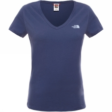Womens Short Sleeve Simple Dome T-Shirt
