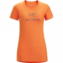 Womens Arc'word Short Sleeve T-Shirt